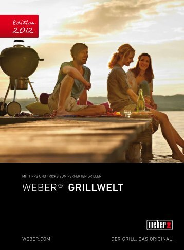 weber® Grillwelt - ieQ-systems AG