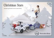 Download the full Christmas catalogue - Mercedes-Benz Ireland