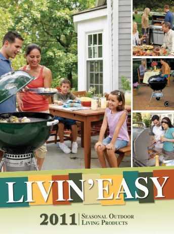 2011 SEASONAL OUTDOOR LIVING PRODUCTS - United Hardware