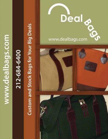 Our Commitment - DealBags.com