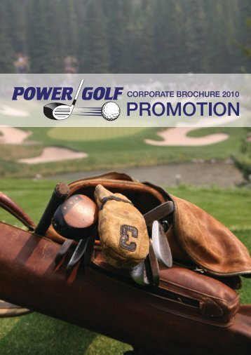 Download this PDF - Power Golf