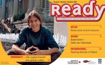 ACTIVE - Schweizerisches Rotes Kreuz