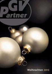 Weihnachten 2012 zum Download - GV-Partner