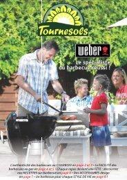 Le spécialiste du barbecue réussi ! - Tournesols