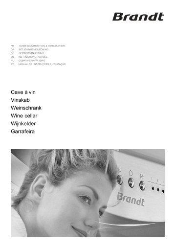 Brandt Wine cellar 2008 - Thomson-line.de