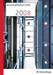 PDF-Download - Intershop Holding AG