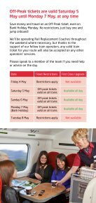 May Day Weekend - Virgin Trains - Page 5