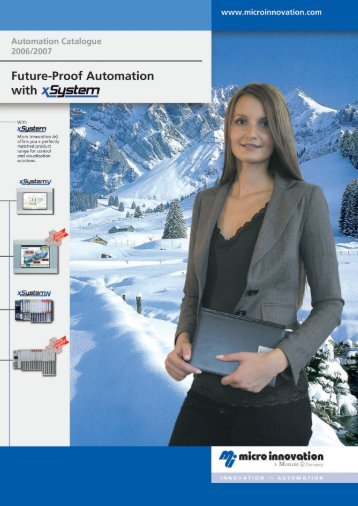 Automation Catalogue 2006/2007 - Moeller