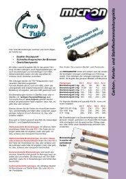 Fren Tubo Fren Tubo - bei Micron Systems!