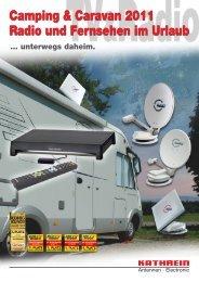 99811558; Camping & Caravan 2011 - Radio und ... - Campers-Online