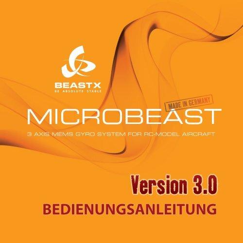 Anleitung - beastx - be absolute stable