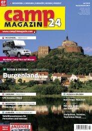 Bericht Camp24 Magazin - Nordstar