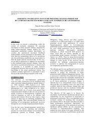 Assessing Uncertainty in Future Pressure Changes Predicted By ...