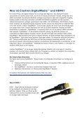 Was ist Crestron DigitalMedia™ und HDMI? - connectum - Seite 4