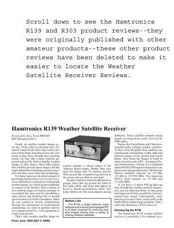 RAMSEY TRANSMITTER KITS