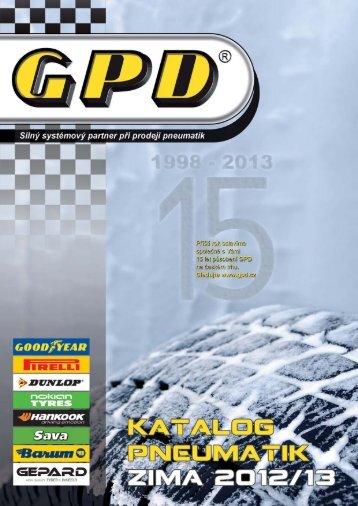 Katalog zima 2012/13 - GPD