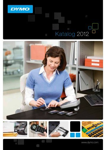 DYMO Katalog 2012.pdf - Office-Profishop