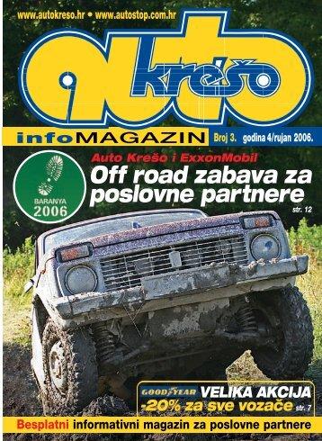 Off road zabava za poslovne partnere - Media Zona - My Paper