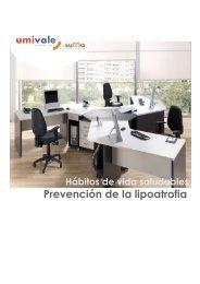 Prevención de la lipoatrofia
