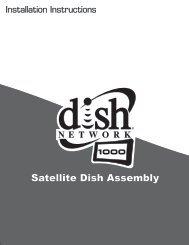Installation Guide - Satellite One