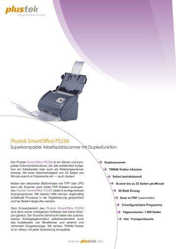 plustek smartoffice ps286 plus manual