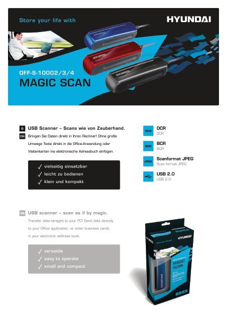 Magic Scan My Hyundai