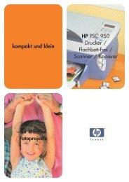 für kreative Fotoprojekte kompakt und klein HP ... - AH Info Systeme