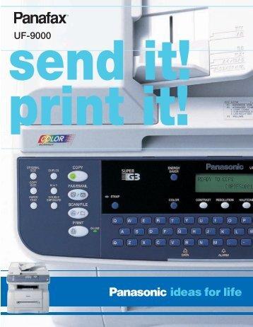 UF-9000 send it! - Parrett Company