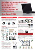 Kompakt & leicht zu bedienen - Scannen auf Knopfdruck - Sipgate - Page 2
