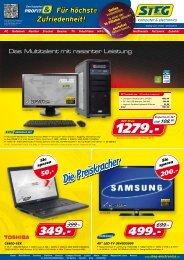 Die Preiskracher - Steg Electronics AG