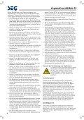 """32""""(81cm) - Manuale de utilizare - Page 6"""