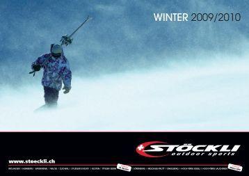Winter 2009/2010 DE