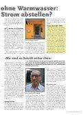 Darf der Versorger den Strom abstellen ... - Mieterverband - Seite 7