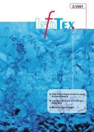 Edition 2/2001, f ( 905KB) - InoTex Bern AG