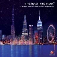 The Hotel Price Index