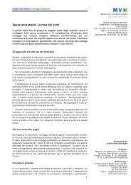 Spese accessorie: La resa dei conti - Mieterverband