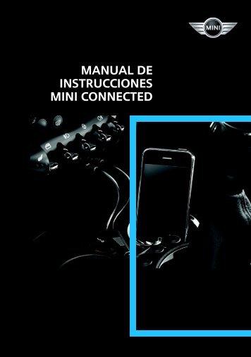 Manual de Instrucciones MINI Connected - MINI.com.mx