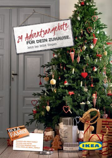 ikea weihnachten 2012. Black Bedroom Furniture Sets. Home Design Ideas