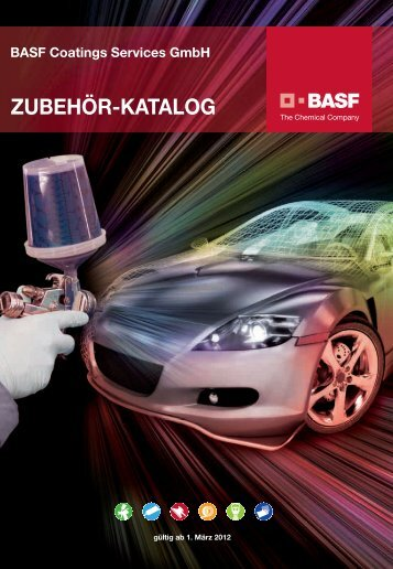 ZUBEHÖR-KATALOG - BASF Coatings Services GmbH