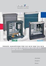 FRENZEL MINI KITCHEN FOB 555 M/N AND 554 M/N Mobilität ...
