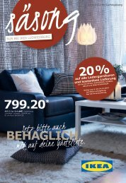 behaglich 20 % 799.20* - Ikea