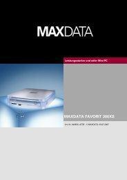 MAXDATA FAVORIT 300XS