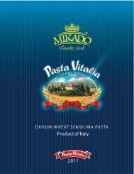Pasta Vitalia Brochure- I. Schmidt HGmbH - Mikado Foods