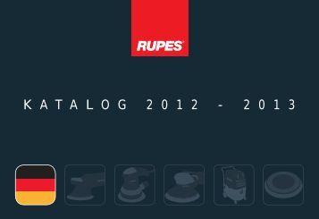 katalog 2012 - Rupes
