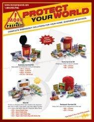 More Prepared Catalog - Survival Kits