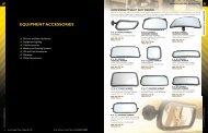 equipment accessories - Service Supply America