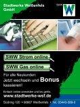 Gesamte Kundenzeitung - Stadtwerke Weißenfels - Page 2