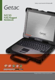 Fully Rugged Notebook - Geometius
