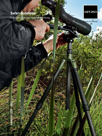 GITZO Safari Katalog - blende7