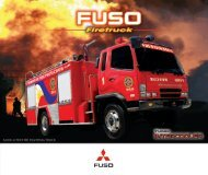 fuso firetruck - mitsubishi motors philippines corporation